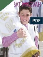 Bar/Bat Mitzvah Supplement to Jewish Standard, June 2015