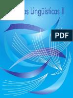 8 Teorias Linguisticas Contemporaneas