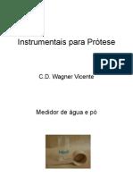 Instrumentais Para Protese