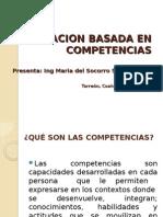 Educacion Basada en Competencias Marzo 2015