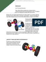 Manual Diferenciales Conceptos Funcionamiento Traccion Bloqueo