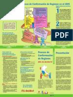 Proceso de Conformación de Regiones en Perú