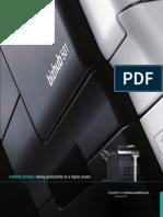 Bizhub 501 421 361 Brochure