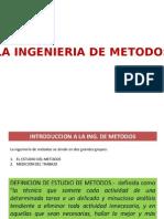2) Ingeniería de Métodos