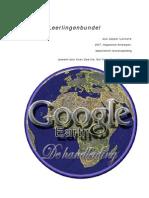 HANDLEIDING GoogleEarth leerlingenbundel