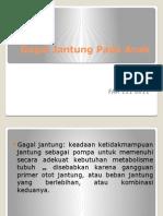 PPT Gagal Jantung Pada Anak.pptx