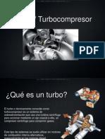 Curso Turbocompresor Definicion Tipos Funcionamiento Ventajas Desventajas