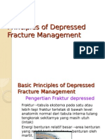 5.Pathophysiology&Diagnosis of Epiderual Hematoma & Basic Principles of Depressed Fracture Management