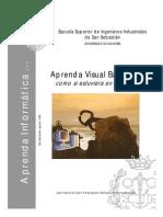 Aprenda Visual Basic 6 Como Si Estuviera En Primero - Aprendergratis - (Libros Tutorial Manual