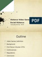 Violent Videogames