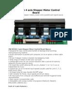 CNC4X45A User Manual