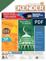 Indian Weekender 19 June 2015