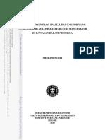 Analisis Konsentrasi Spasil dan Aglomerasi.pdf