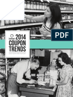 Inmar 2014 Coupon Trends Report