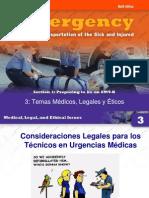 Tema Medicos Legales y Eticos
