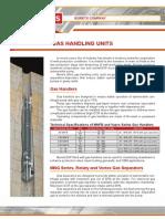 Gas Handling Units