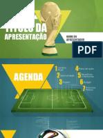 Template Copa Do Mundo
