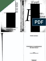 Pioneiros e Fazendeiros de s«o Paulo Monbeig Pierre