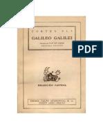 Cortes Pla - Galileo Galilei.rtf