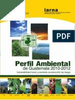 Perfil Ambiental 2010-2012