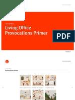 Herman Miller Living Office Provocations Primer