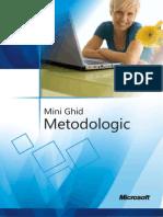 MiniGhid_Metodologic