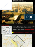 Washington Dc - town planning