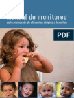 Food Manual Spanish