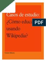 Casos de Estudio Con Wikipedia