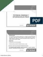 Potencia Energia