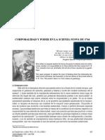 Livov - Corporalidad y Poder en La Scienza Nuova de Vico