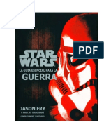 La Guia Esencial Para La Guerra-Star Wars