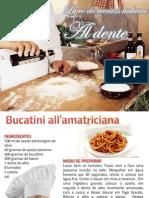 Aldente Livro de receitas italianas