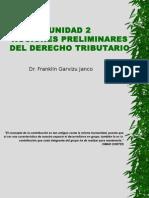 Tema Nº 2 Nociones Preliminares Del Derecho Tributario