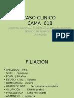 Caso Clinico Vera Pasapera