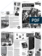 Pupil Leaflet and Activity Sheet