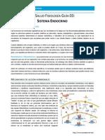 PreSalud Fisiología Guía 03 - Sistema Endocrino