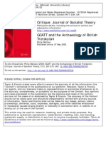 GCATT and the Archaeology of British Trotskyism Philip Wallace