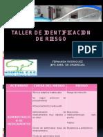 TALLER DE IDENTIFICACION DE RIESGO.pptx
