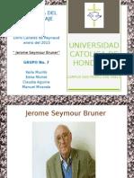Aprendizaje Jerome Bruner
