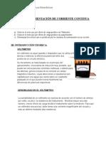 Informe N°1 de Dispositivos Electrónicos