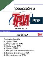 Introduccion-TPM-2012