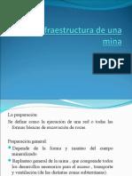 Preparacion e Infraestructura de Una Mina (1)
