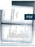 Democracia e Totalitarismo - Raymond Aron