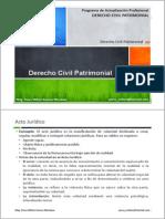 2015 Derecho Civil Patrimonial Marzo Resumen (FINAL)