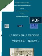 La Fisica en La Medicina