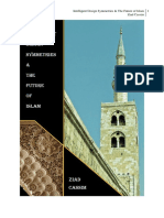 Intelligent Design Symmetries & The Future of Islam