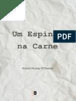 Um Espinho na Carne -RobertMurrayMCheyne.pdf