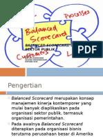 Balanced Scorecard Untuk Sektor Publik