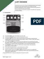 Digital Delay Behringer pdf